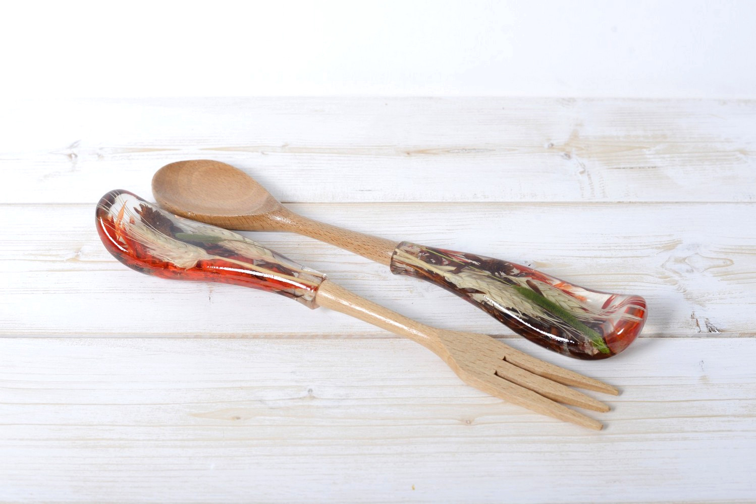 Salad Server Set Autumn Set cm 32x6 h2