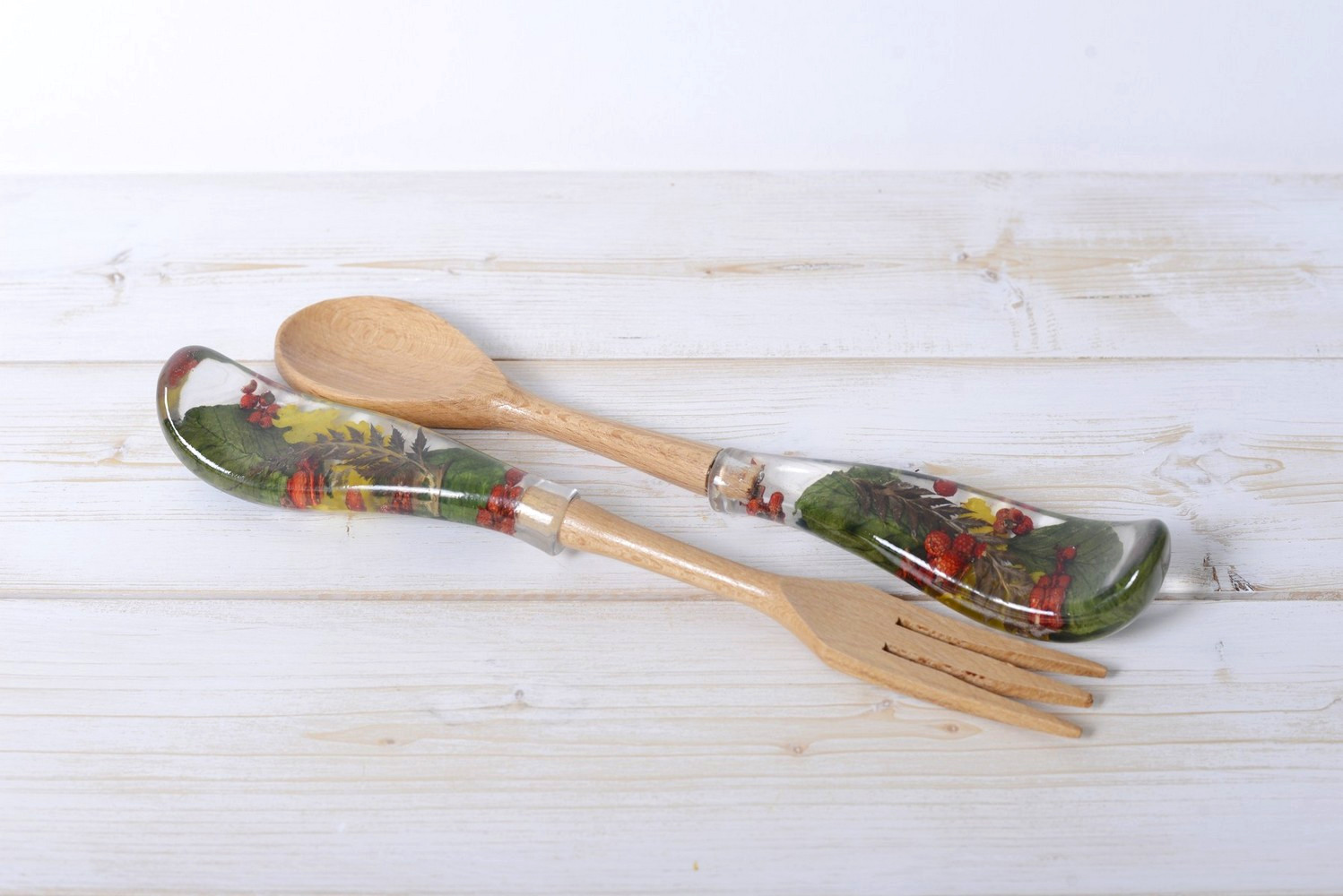 Salad Server set berries Collection cm 32x6 h2