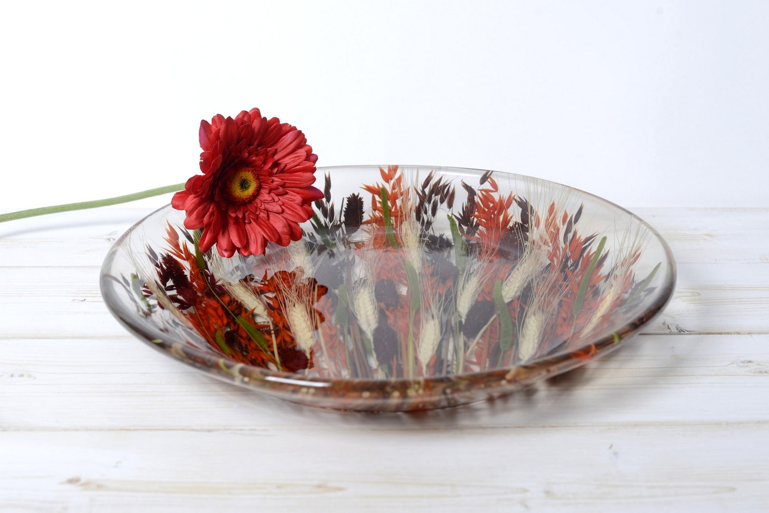 Round Centerpiece Autumn Collection