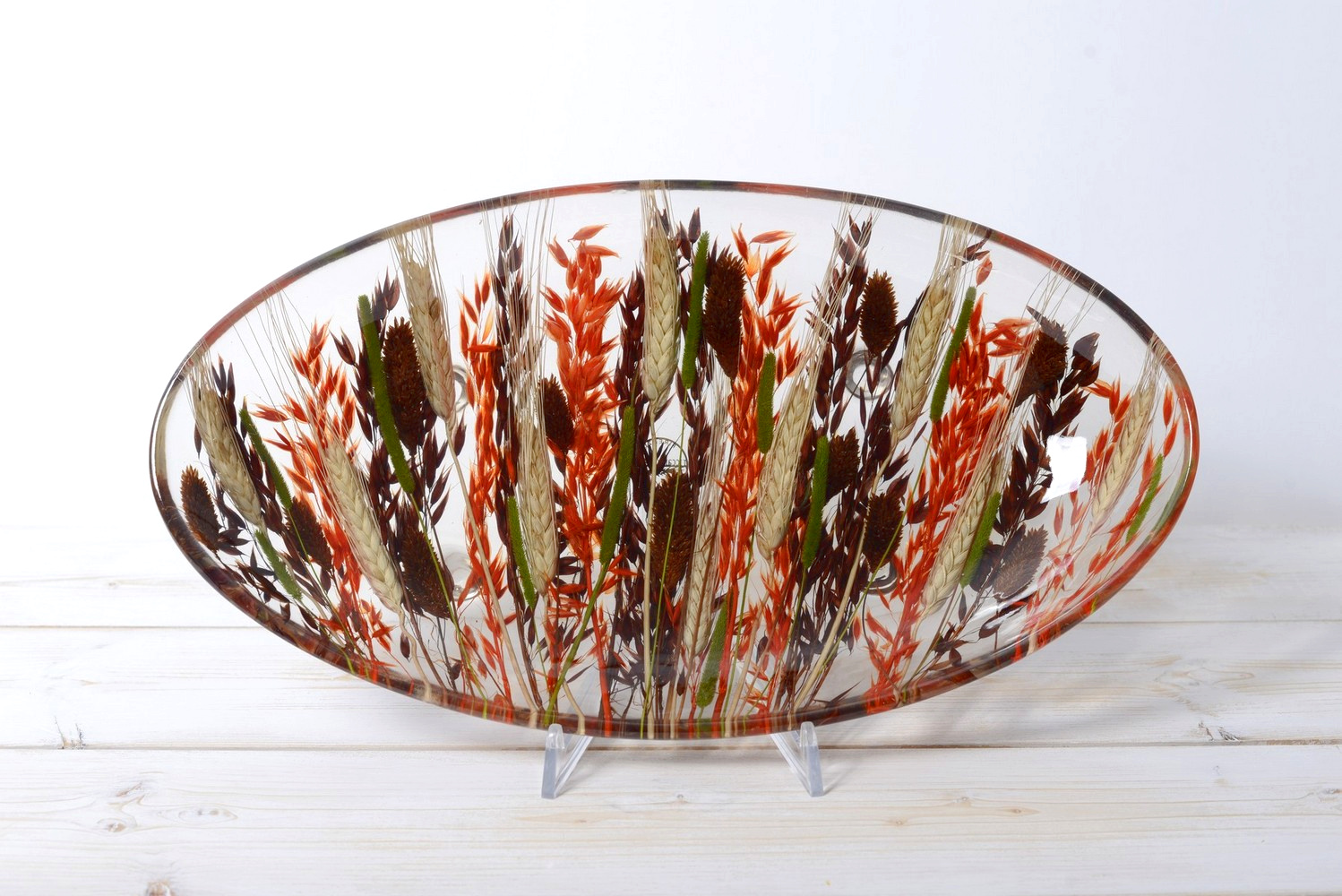 Oval Centerpiece Autumn Collection