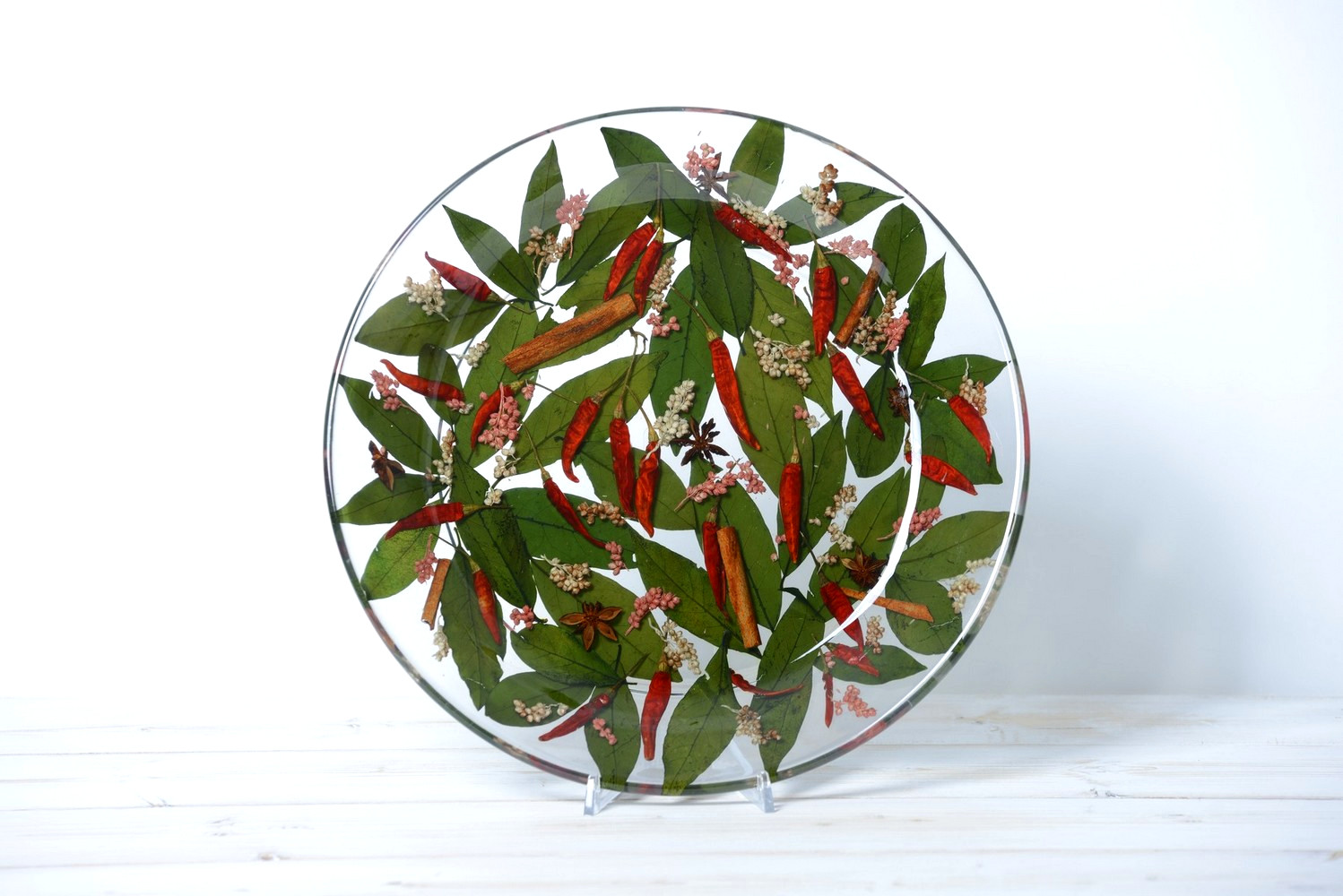 Round Centerpiece Chili Collection
