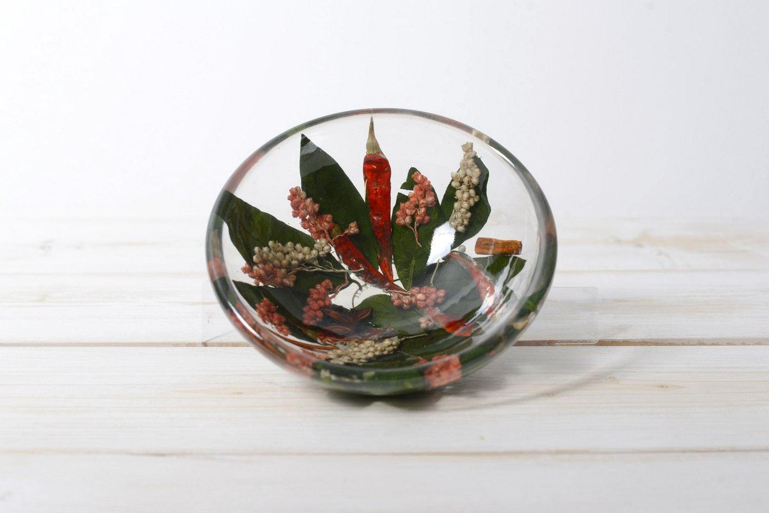 Small Round Bowl Chili Collection diam cm 14 h6