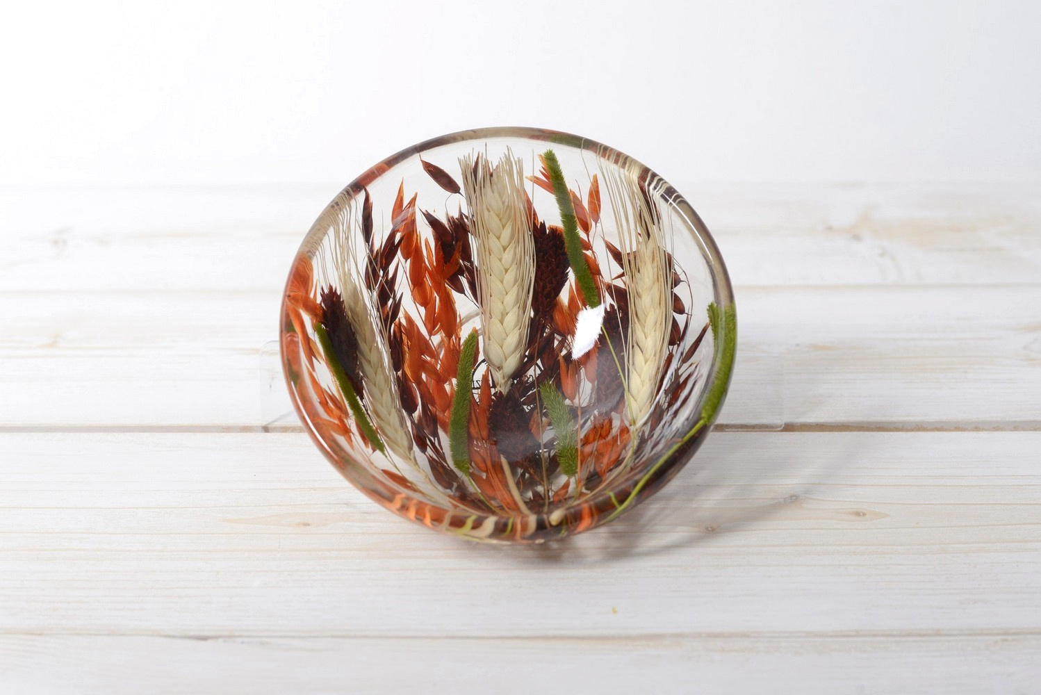 Small Round Bowl Autumn Collection diam cm 14 h6