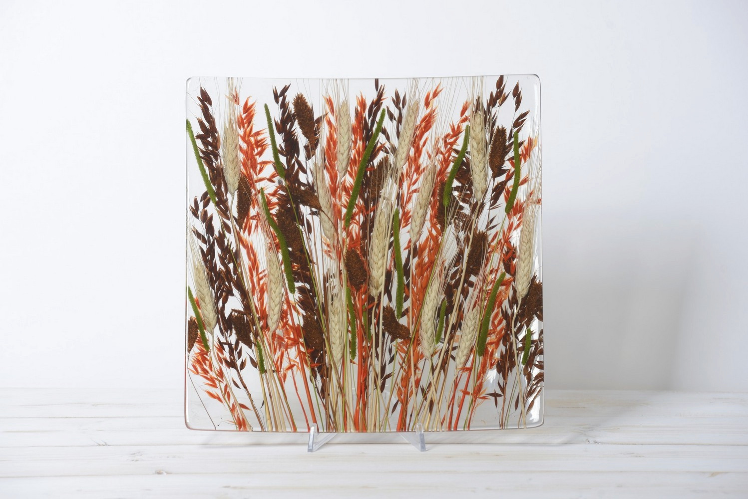 Square Centerpiece Autumn Collection