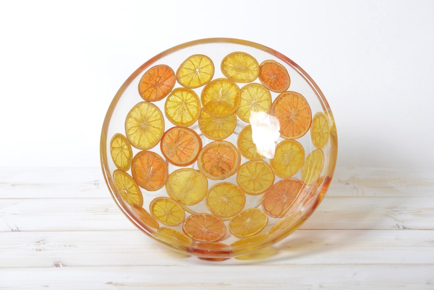 Round Bowl/Centerpiece Zagare Collection